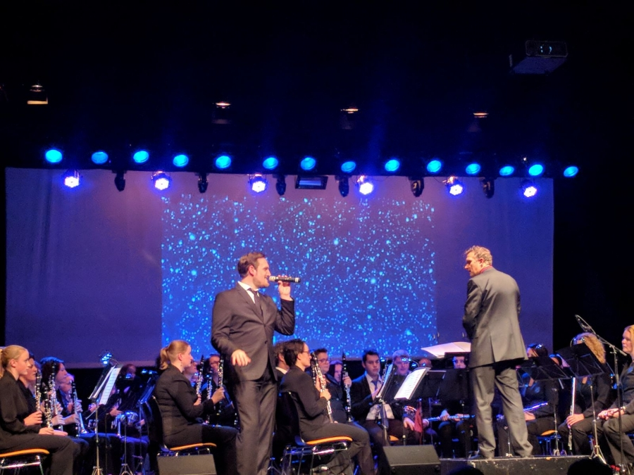 Een prachtig Kerstconcert bij Harmonie Tog in Berlicum