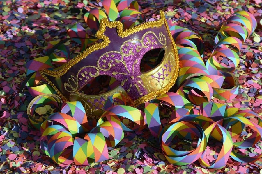 Carnavallen doe je niet alleen!